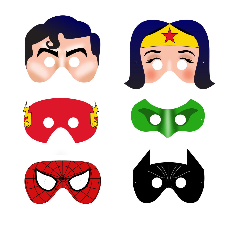Mascaras Liga Da Justica No Elo7 Juliana Correia Monteiro 386114