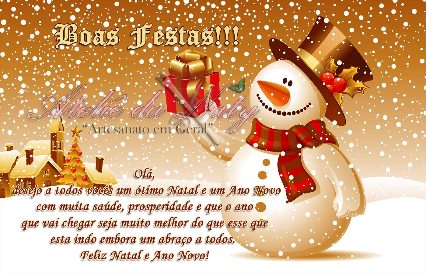 carto de natal e ano novo no elo7 ateli da naty 3886e8