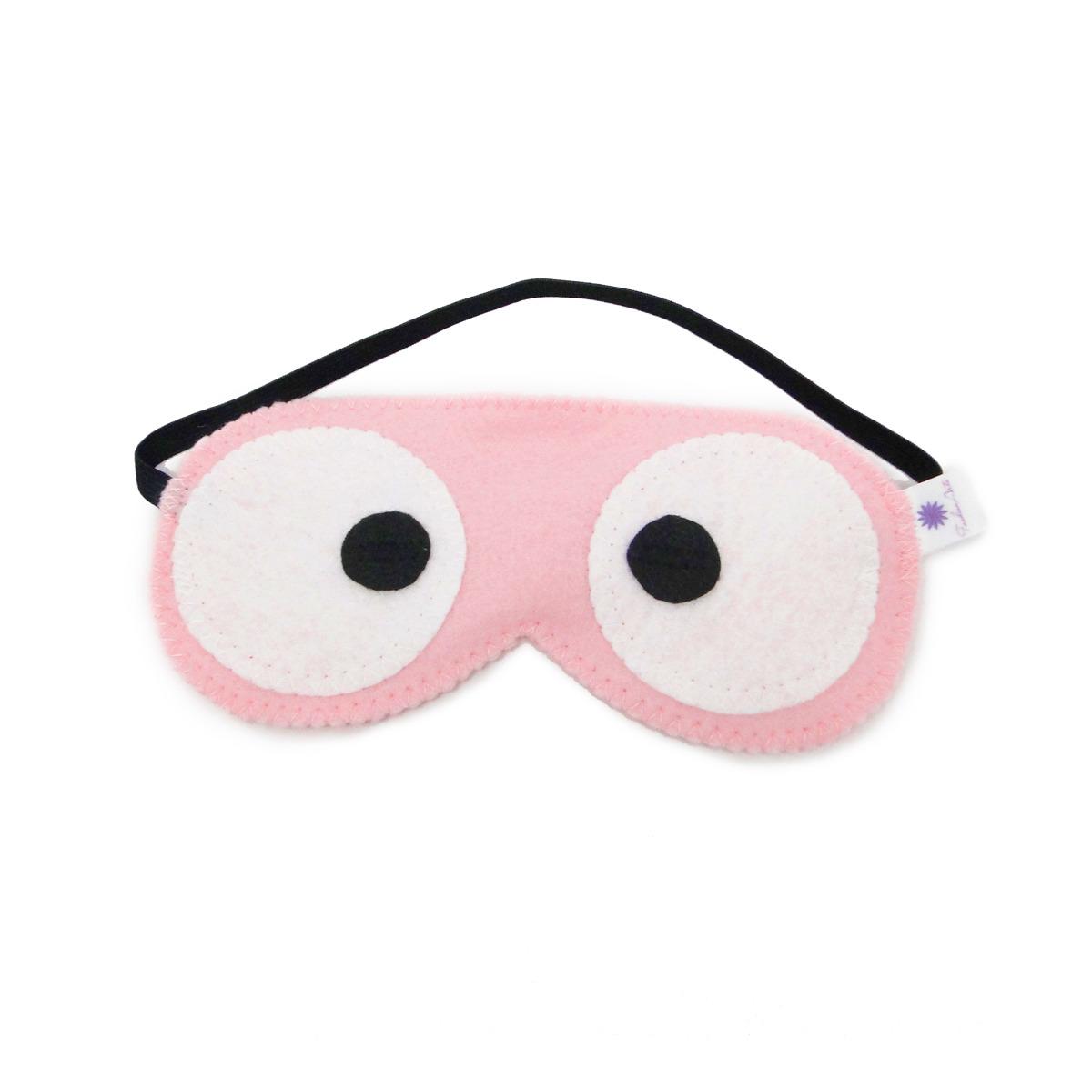 2adfe4a57 máscara de soneca olhos feltro infantil* no Elo7   FashionArts (38A110)