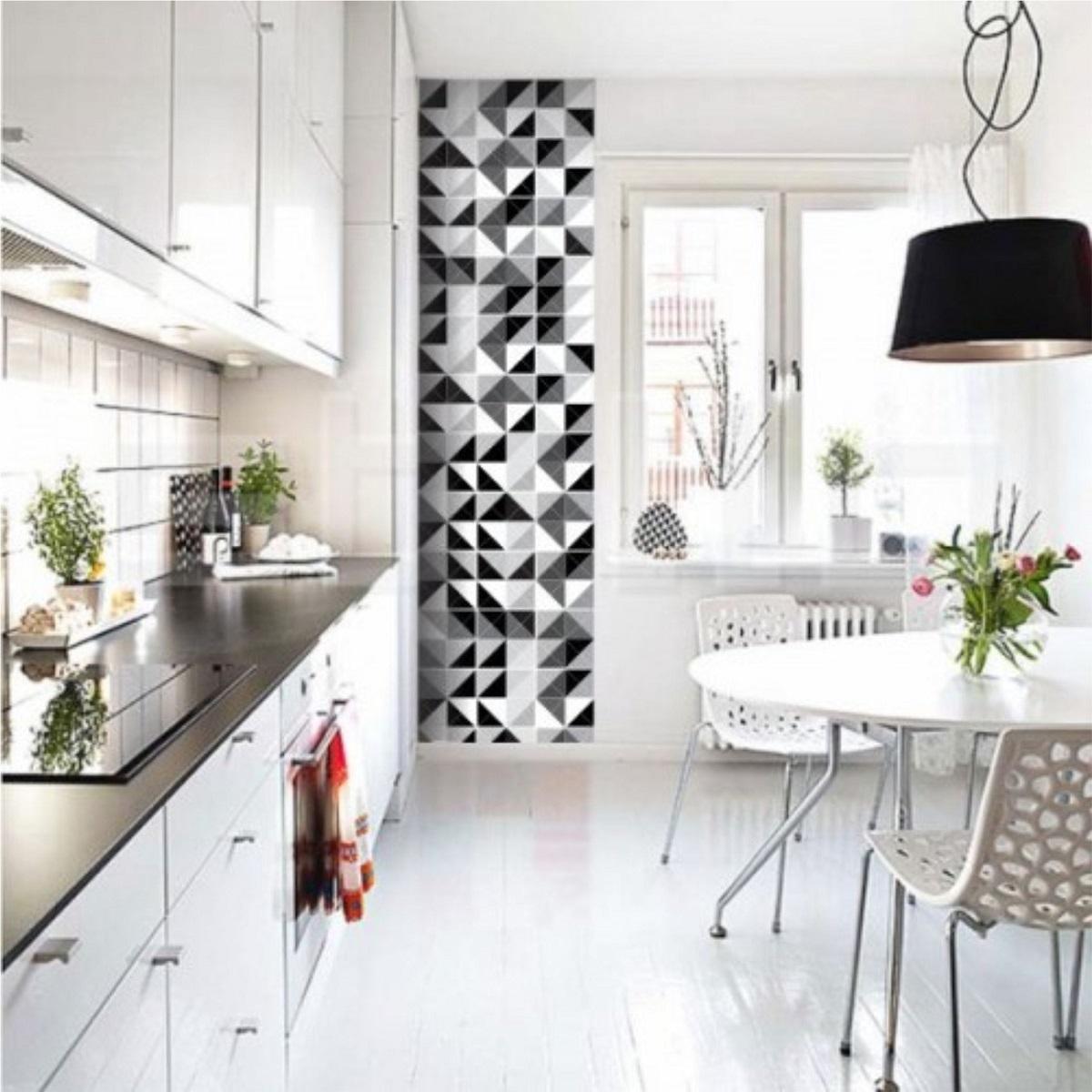 Adesivos para azulejos  442  ADESIVOS COMPRAR E COLAR  Elo7 # Adesivo Em Azulejo De Cozinha