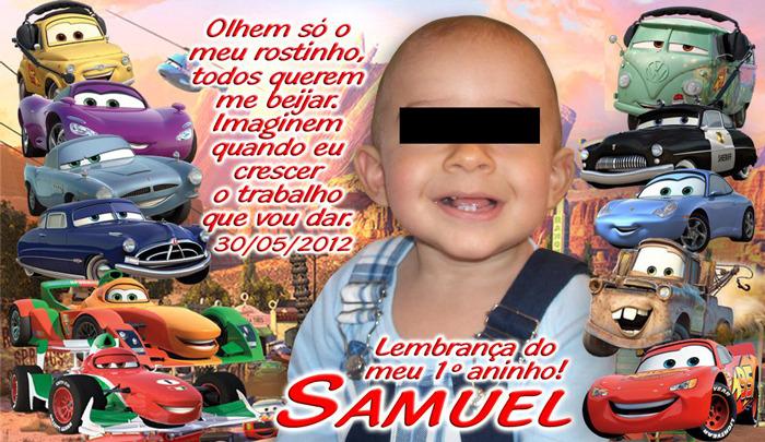 Tag Lembrancinhas De Aniversario Infantil Com Foto Ima De Geladeira