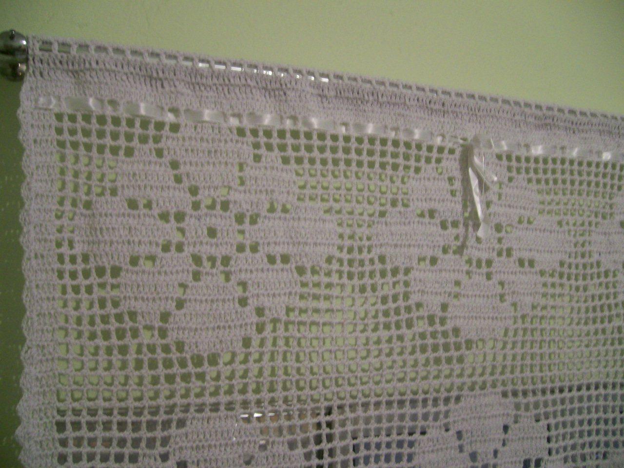 Cortina Em Croche Para Quarto Com Grafico Yazzic Com Obtenha Uma