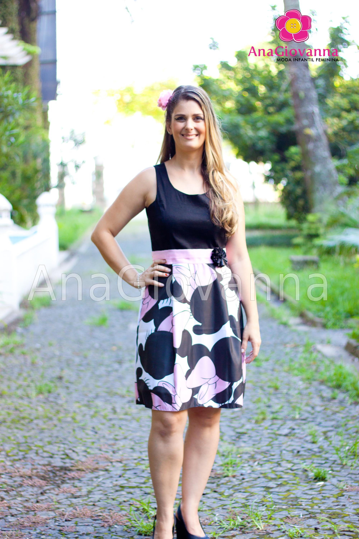 f2327f9dda Vestidos Adulto Rosa