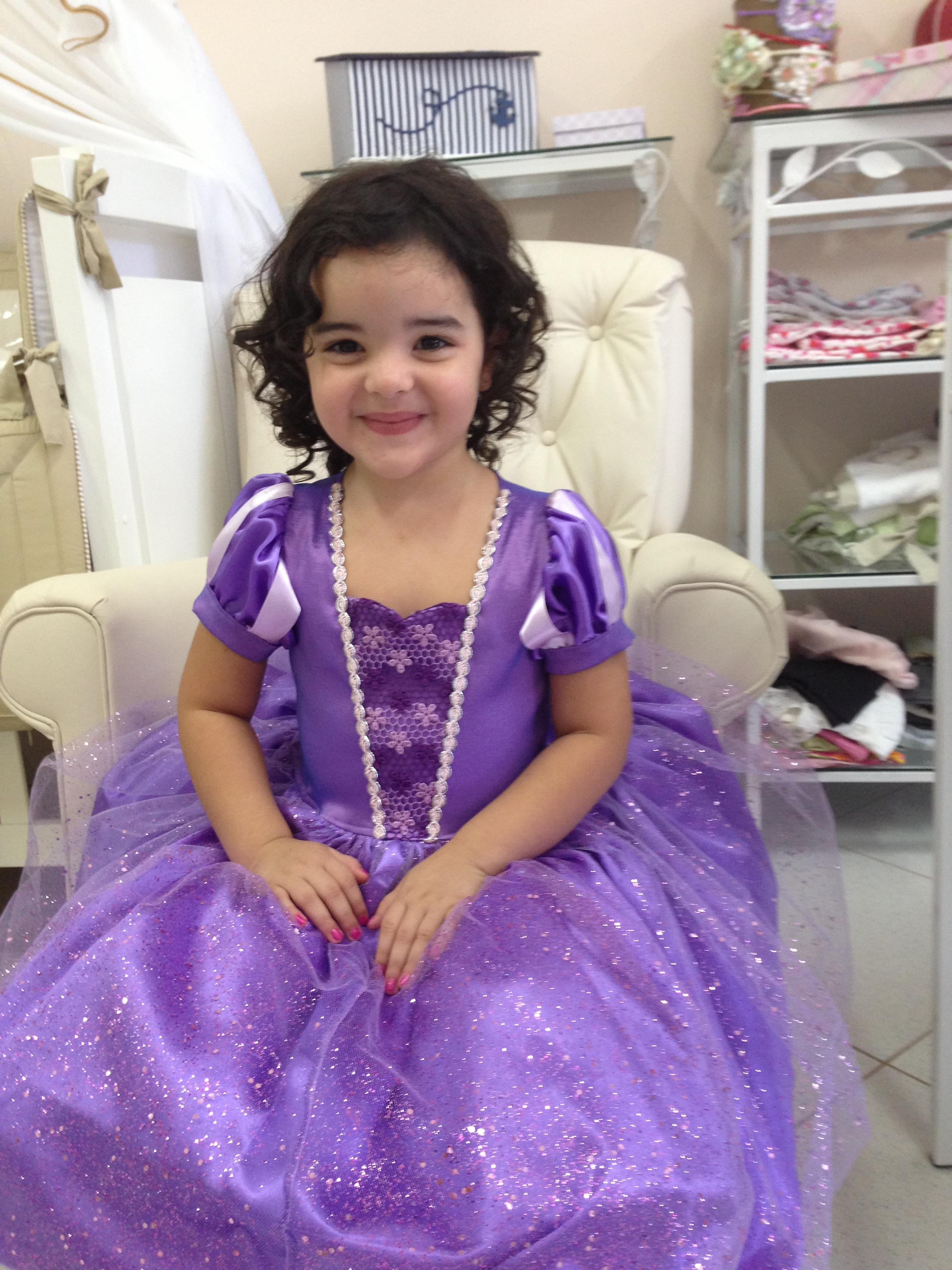 Vestido Infantil Alto Padrao | Elo7