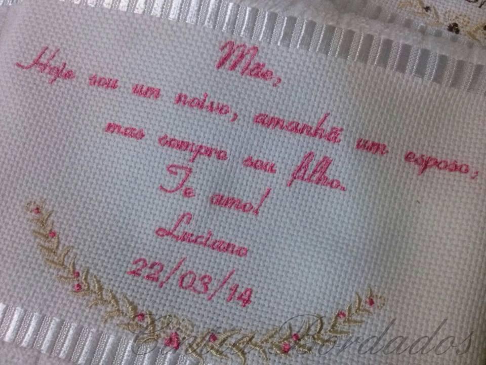 Casamento Mensagem Aos Pais No Elo7 Cintia Bordados 3cbd8d