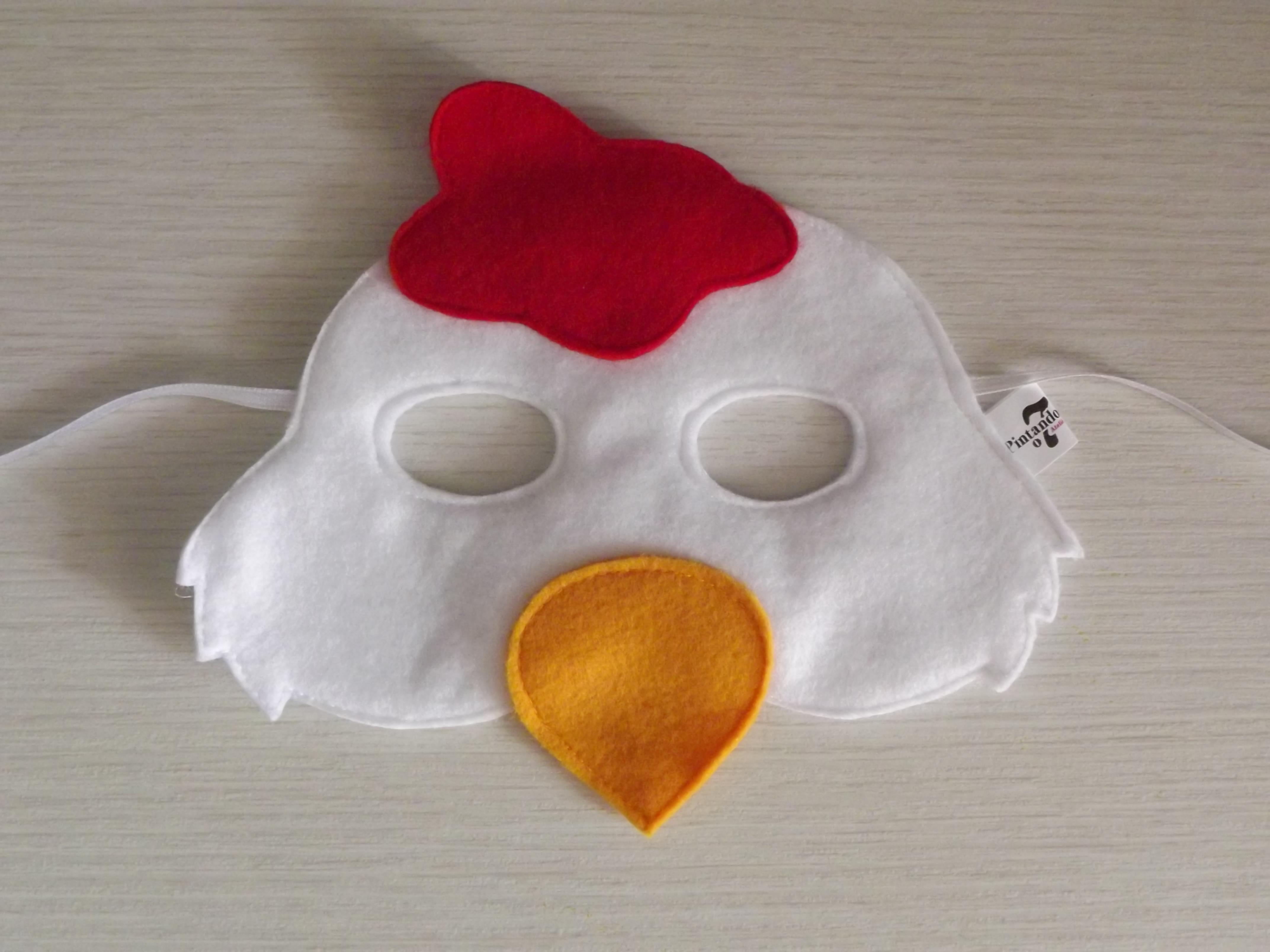 Máscaras Animais No Elo7 Pintandoo7 3cd4b5