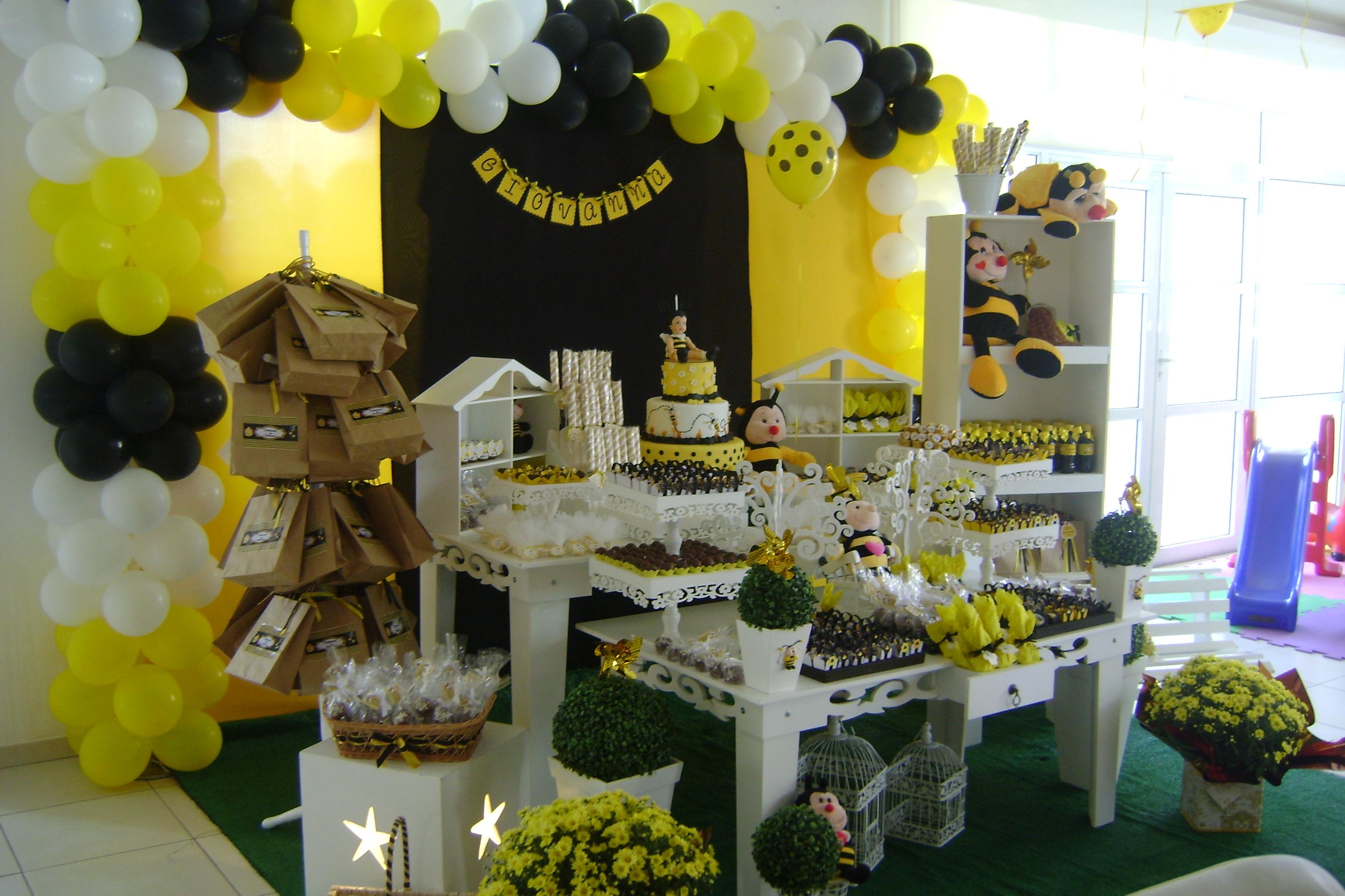 Decora O Proven Al Abelhinha Loc Cakes E Festas Elo7