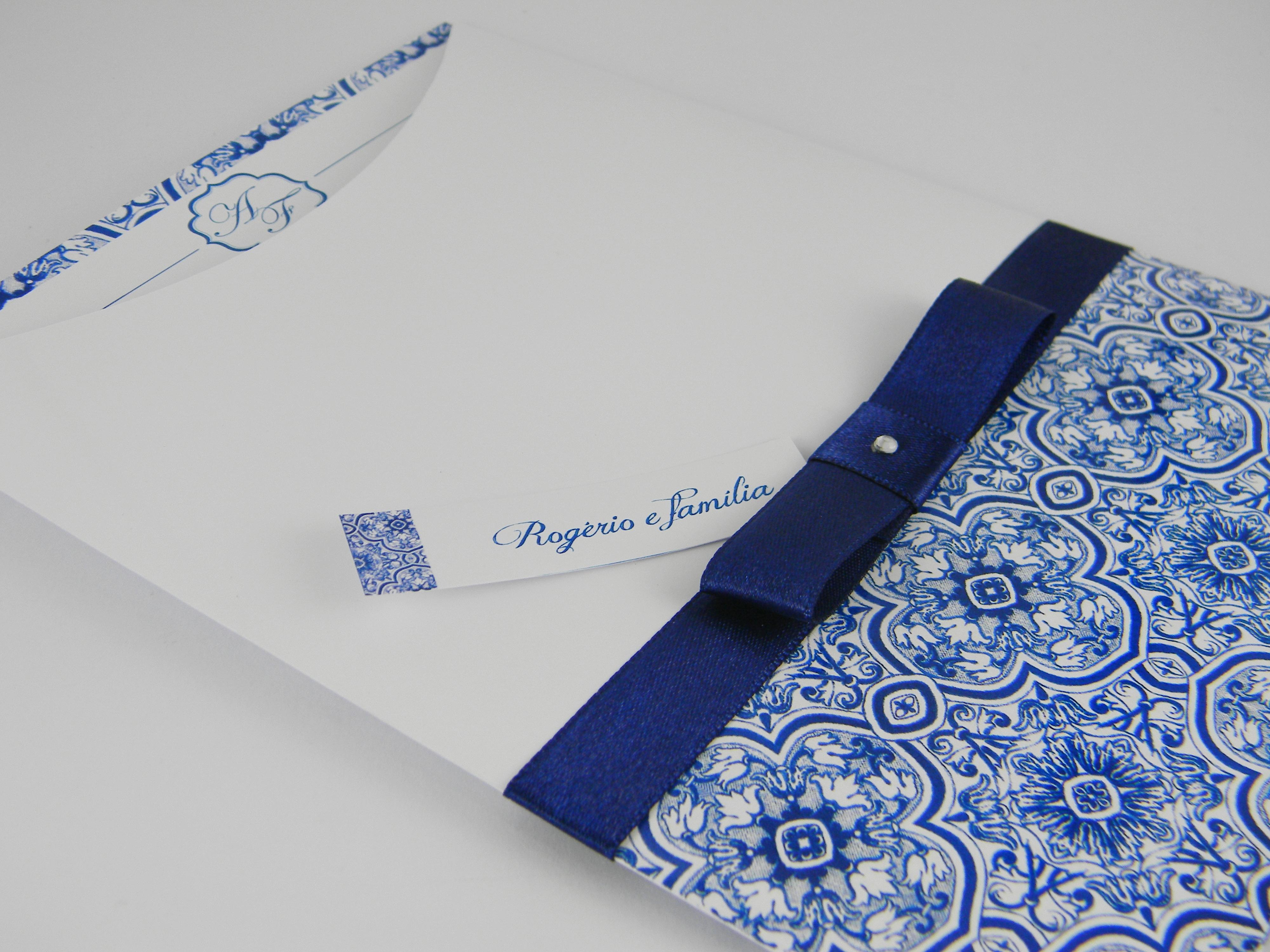 Convite azulejo inventovivo elo7 for Azulejos personalizados