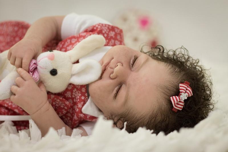 Bebê Reborn Olga - POR ENCOMENDA! | Luciane Shingai Reborn ...