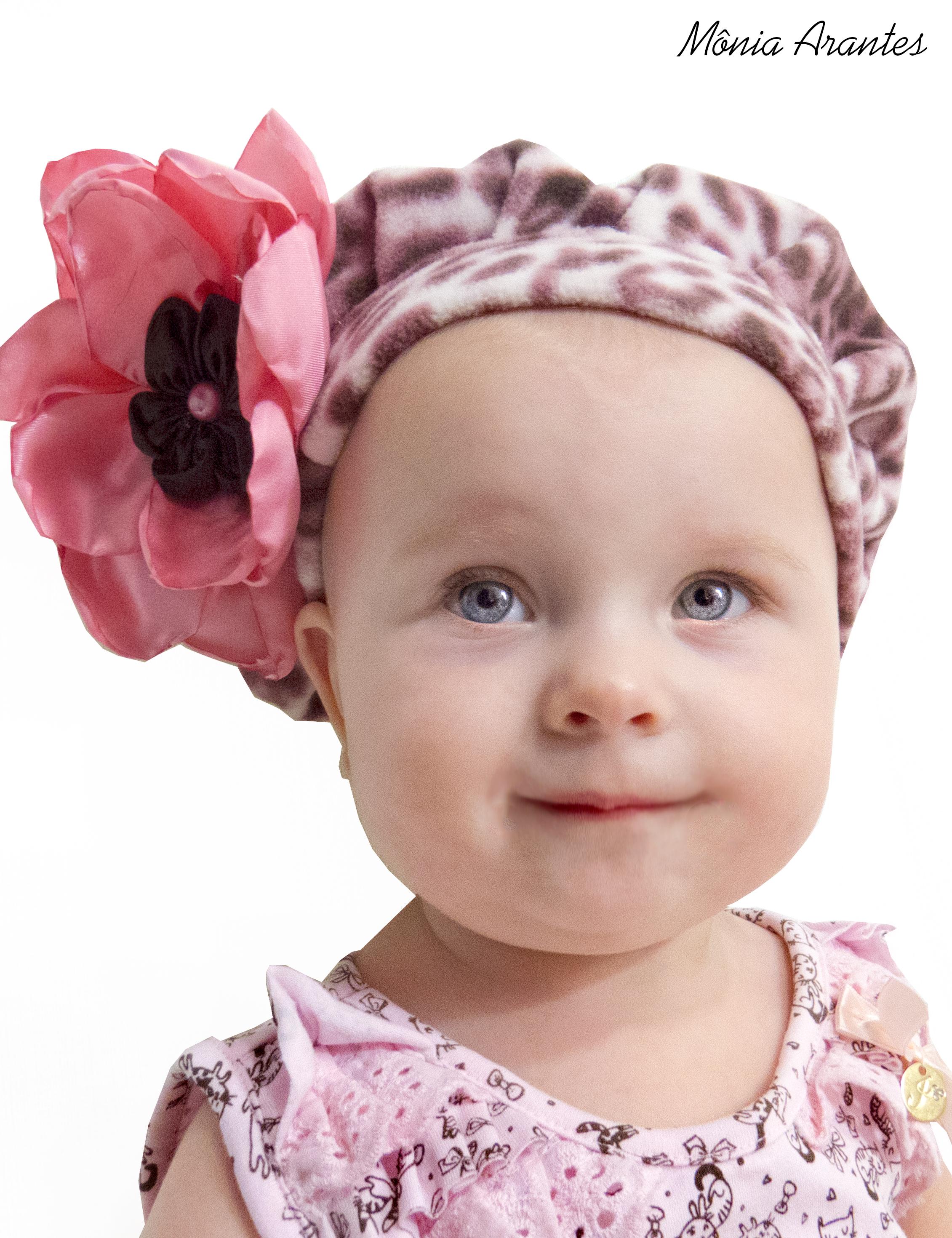 Boina Infantil em PR  95a3e340345