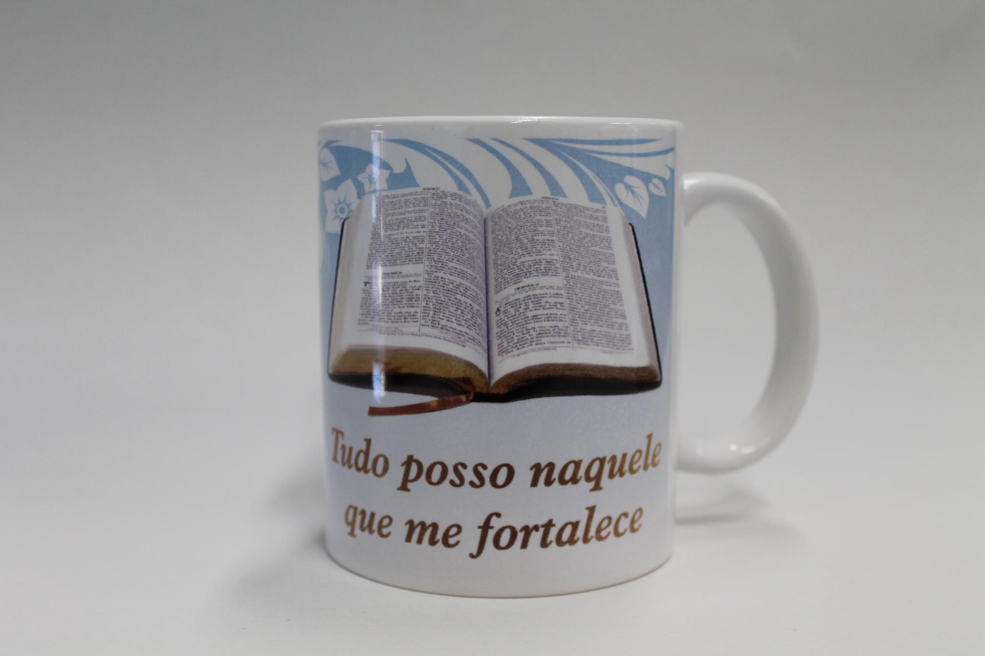 64fcb6577 Caneca Religiosa no Elo7