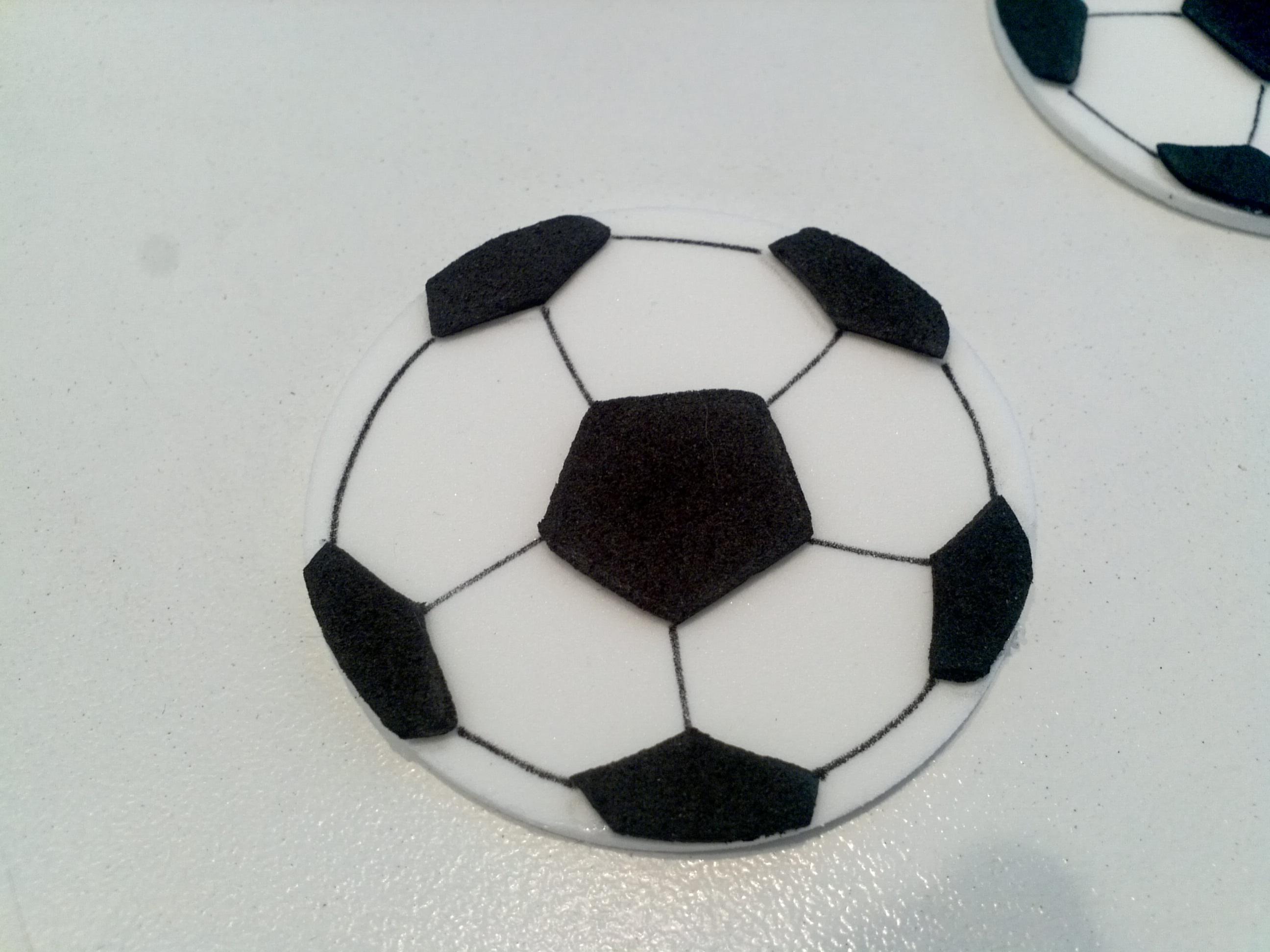 2963d917e Fantasia Bola de Futebol