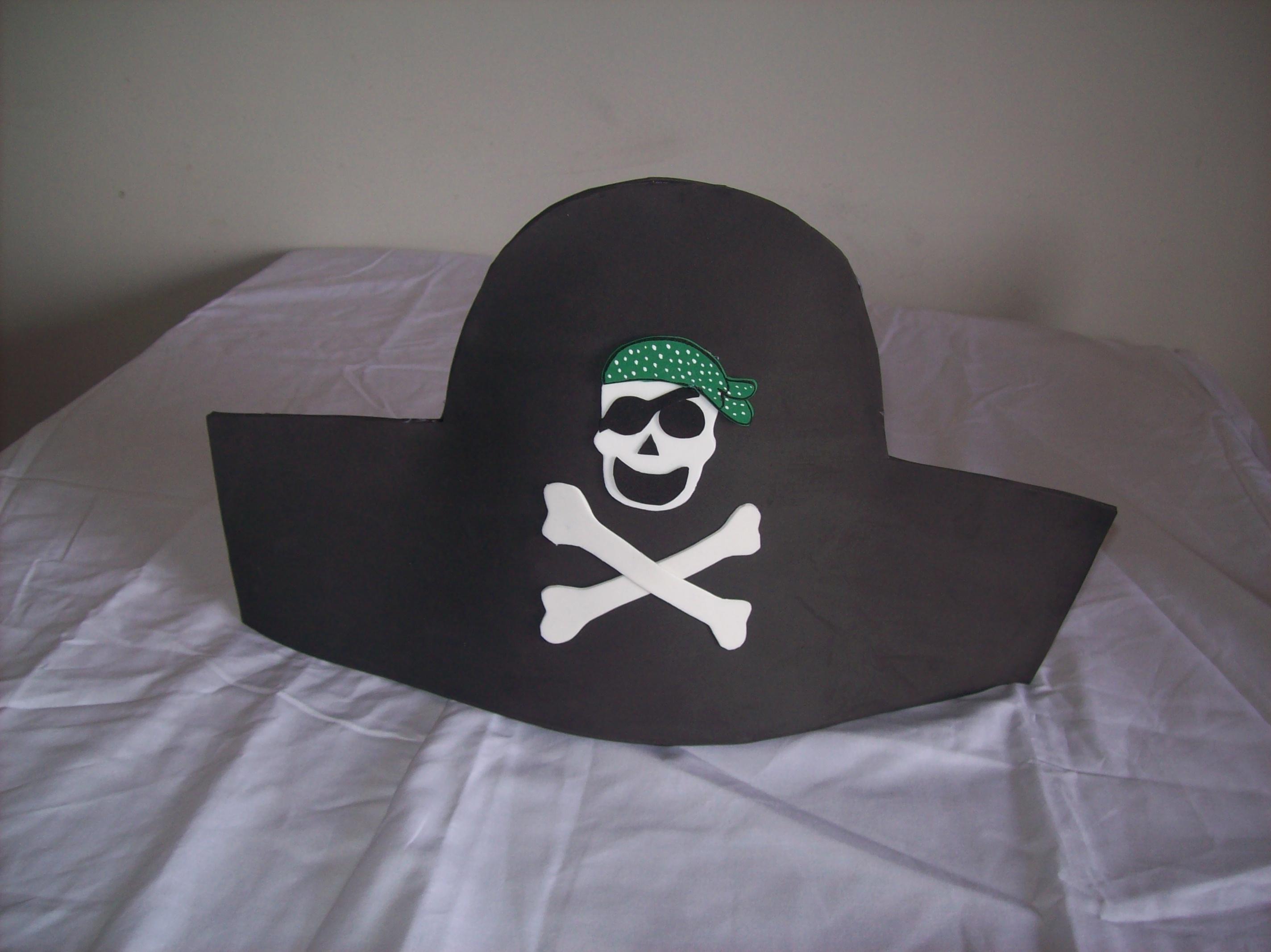 Chapeu Quepe Capitão  df6f0b0c80b