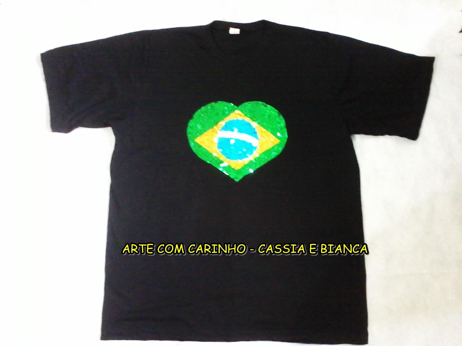 e482e47ba Bandeira Do Brasil Estilizada