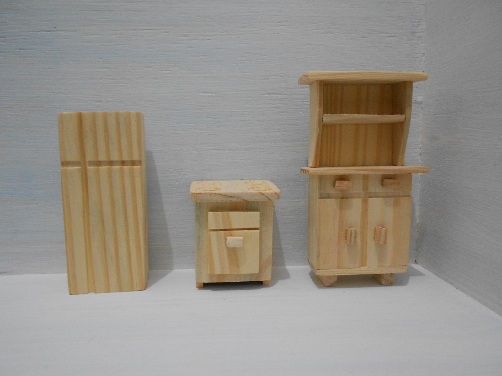 miniaturas cozinha 8 pecas aniversario kit moveis miniaturas cozinha  #68461D 1600x1200