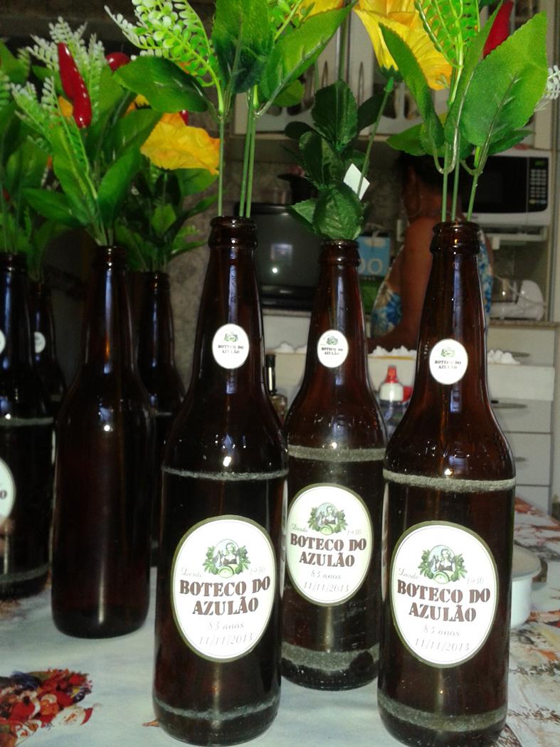 Fabuloso Rótulos para garrafa de cerveja no Elo7 | Andrews Convites e  DZ88