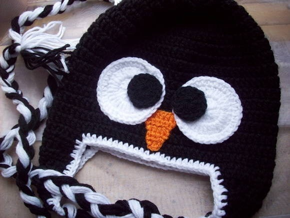 Apostila Virtual Gorro de Pinguim  07600b8359c