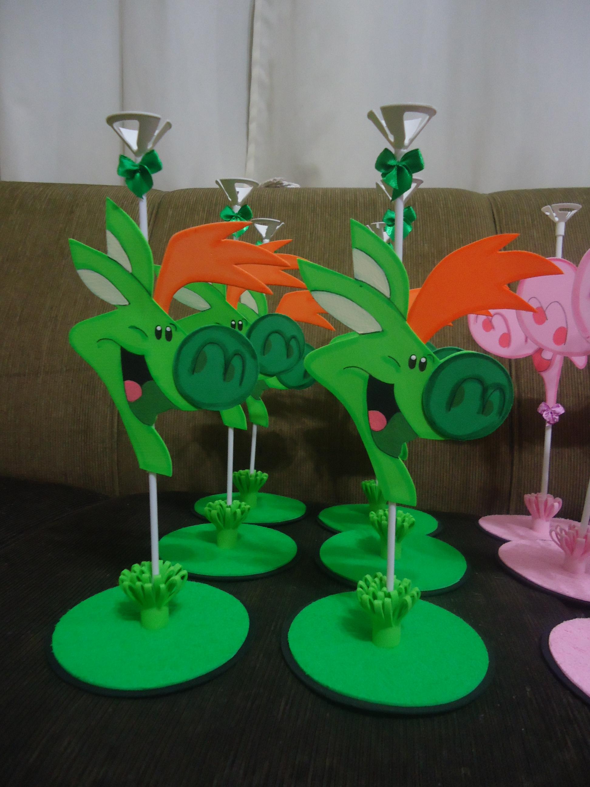 Centro de mesa meu amig oz o mayara bioarts elo7 - Mesa centro original ...