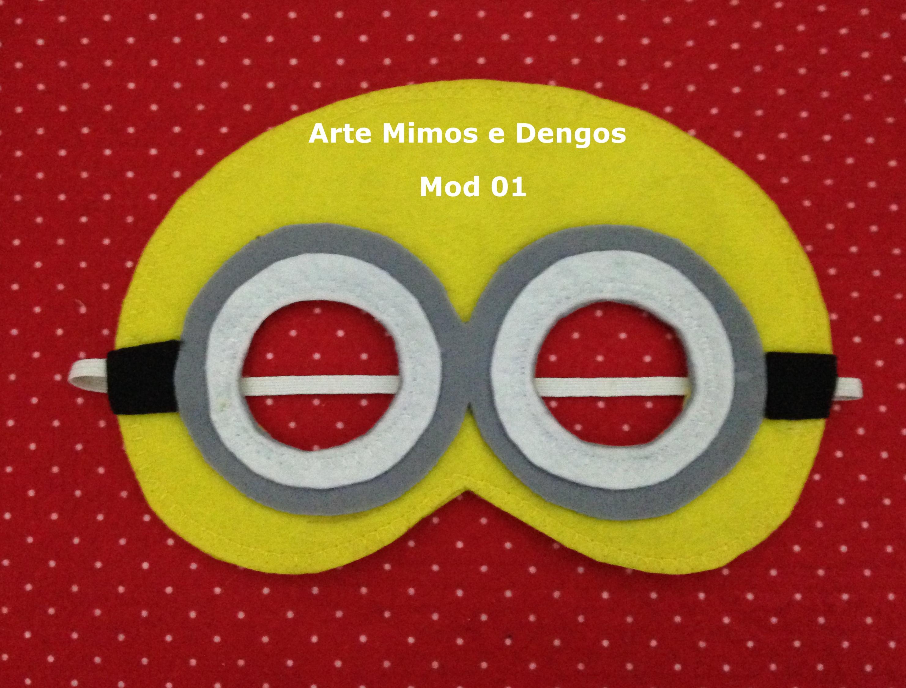 Mascara Minions Meu Malvado Favorito No Elo7 Arte Mimos E Dengos