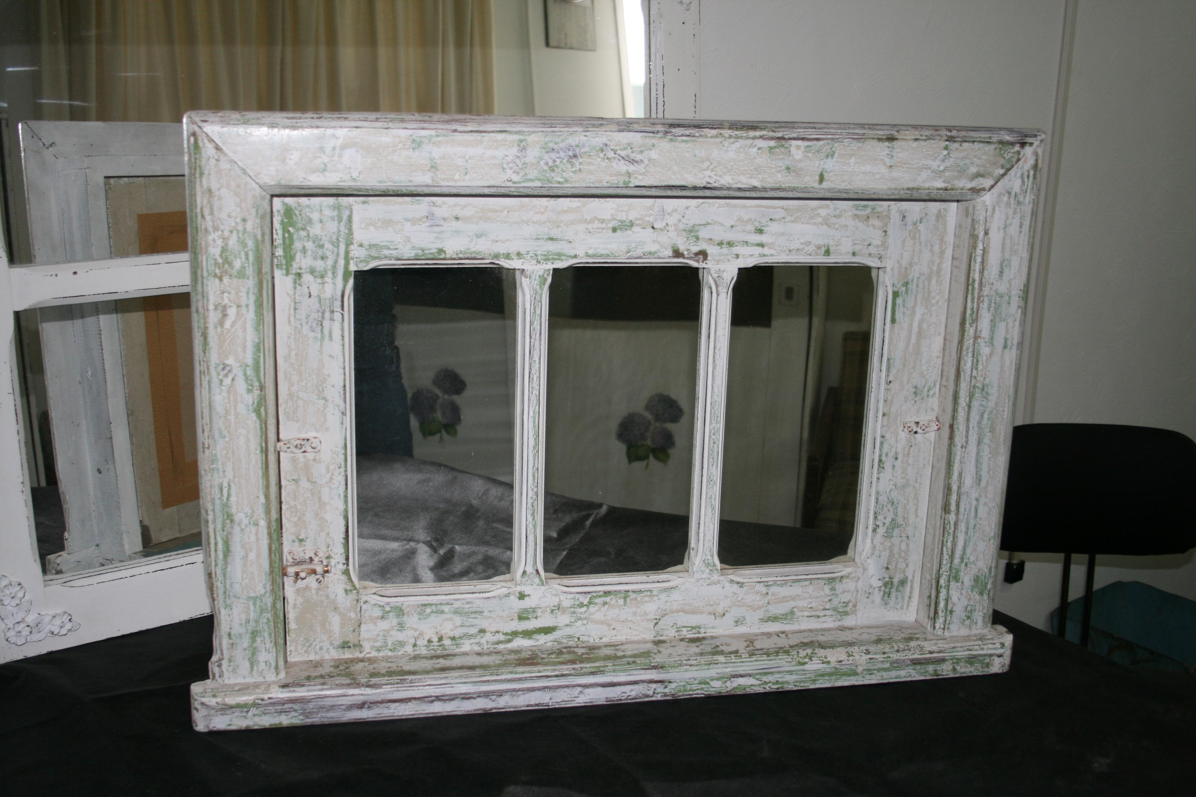 Suficiente Espelho Rústico no Elo7 | Máira Duda (496049) ZY75