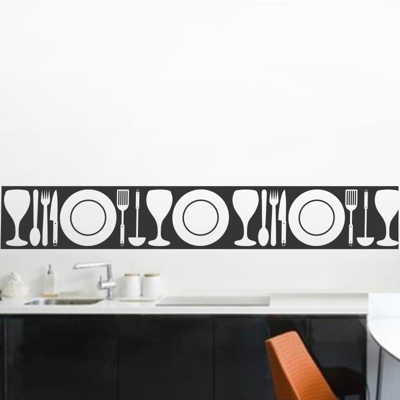8955a8f8f Adesivo Decorativo Cozinha Faixa no Elo7