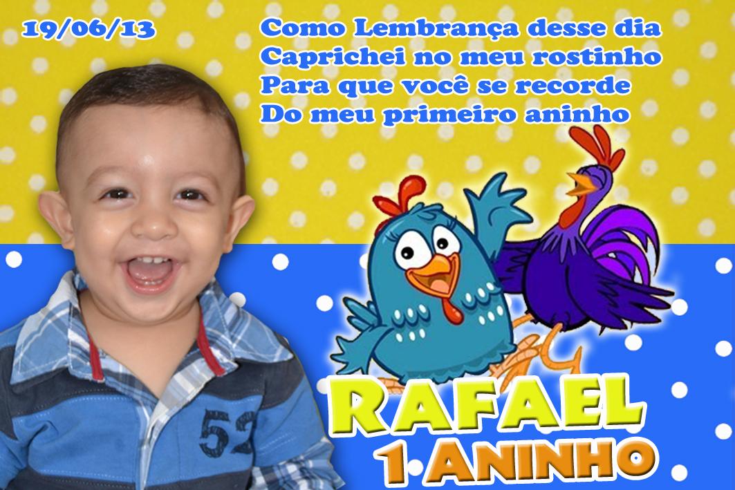 Imã De Geladeira Galinha Pintadinha No Elo7 Click Photos 44f968