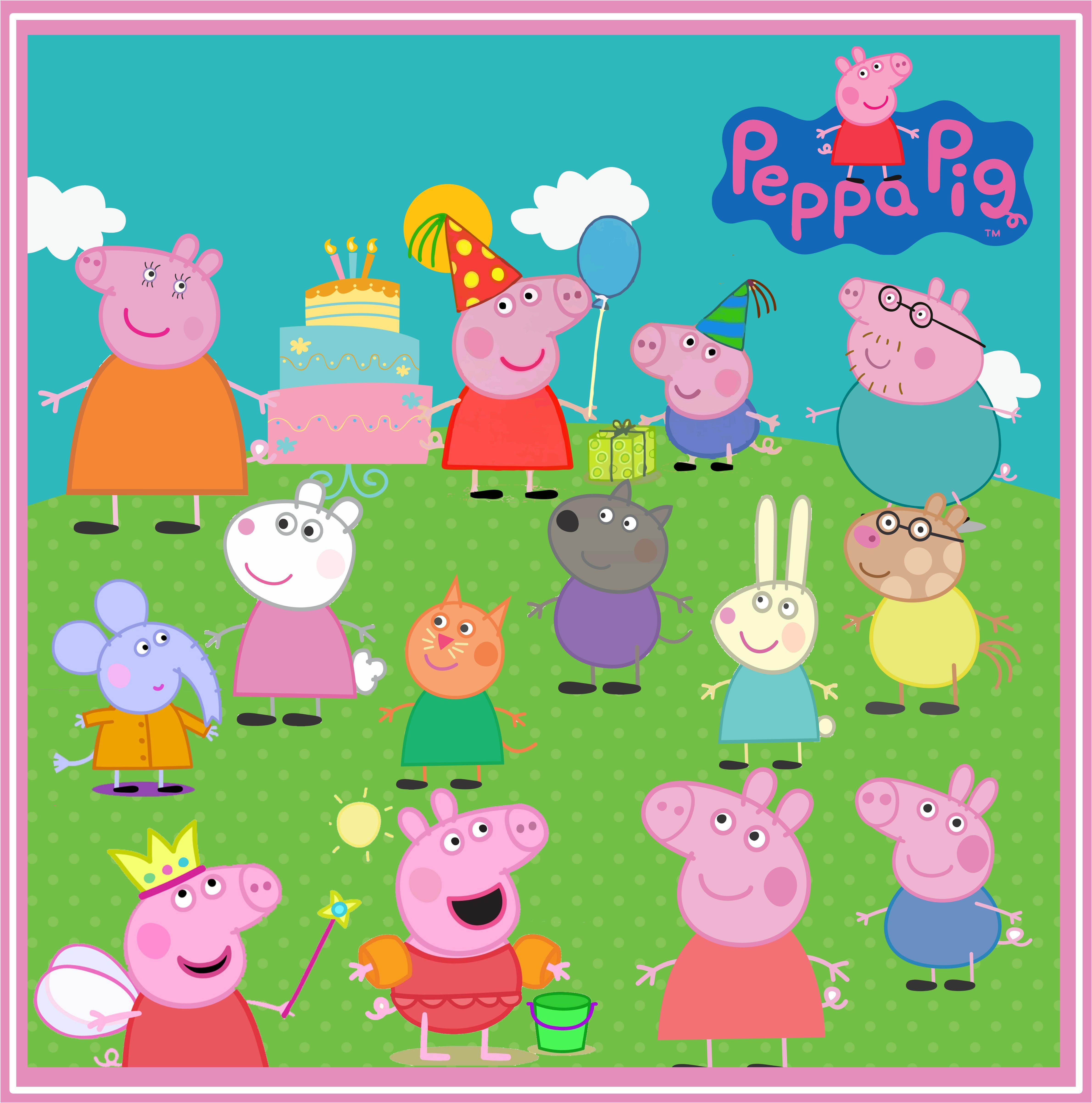 Mãe inglesa acusa o desenho 'Peppa Pig' de ensinar sua filha de dois anos