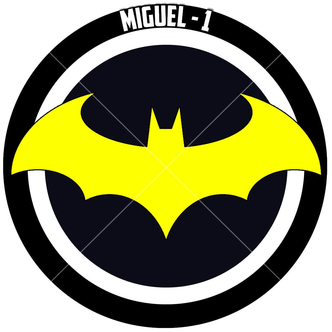 Imagenes Del Simbolo De Batman Para Imprimir - ARCHIDEV