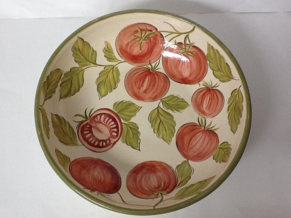 Design Of Saladeira Tomate (grande) e preço