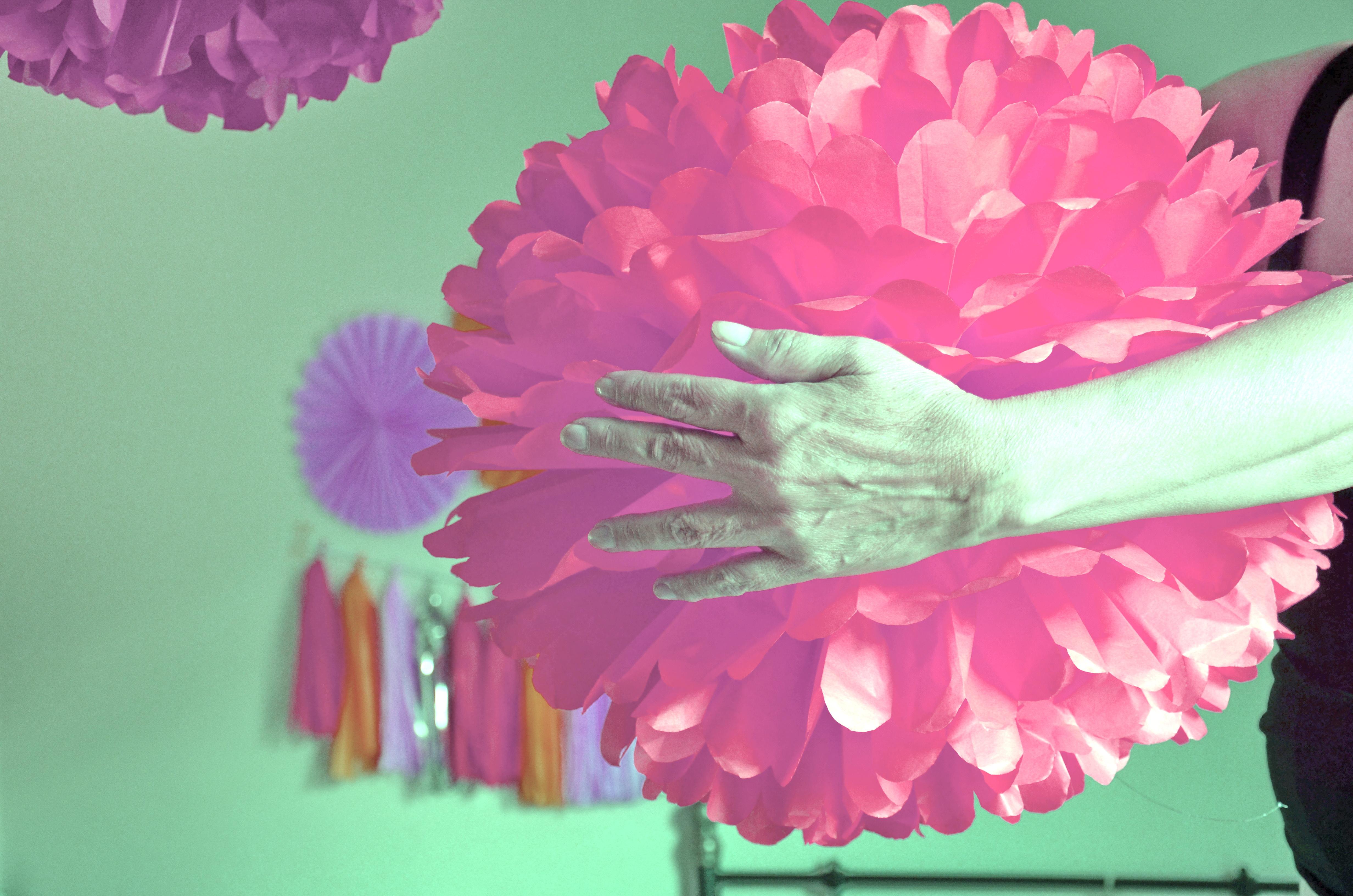 Pompom Gigante  1bc2511dd02