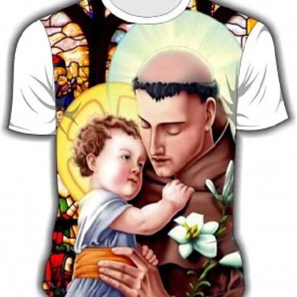 d2c2ec1b63 Camiseta Santos Catolicos 10