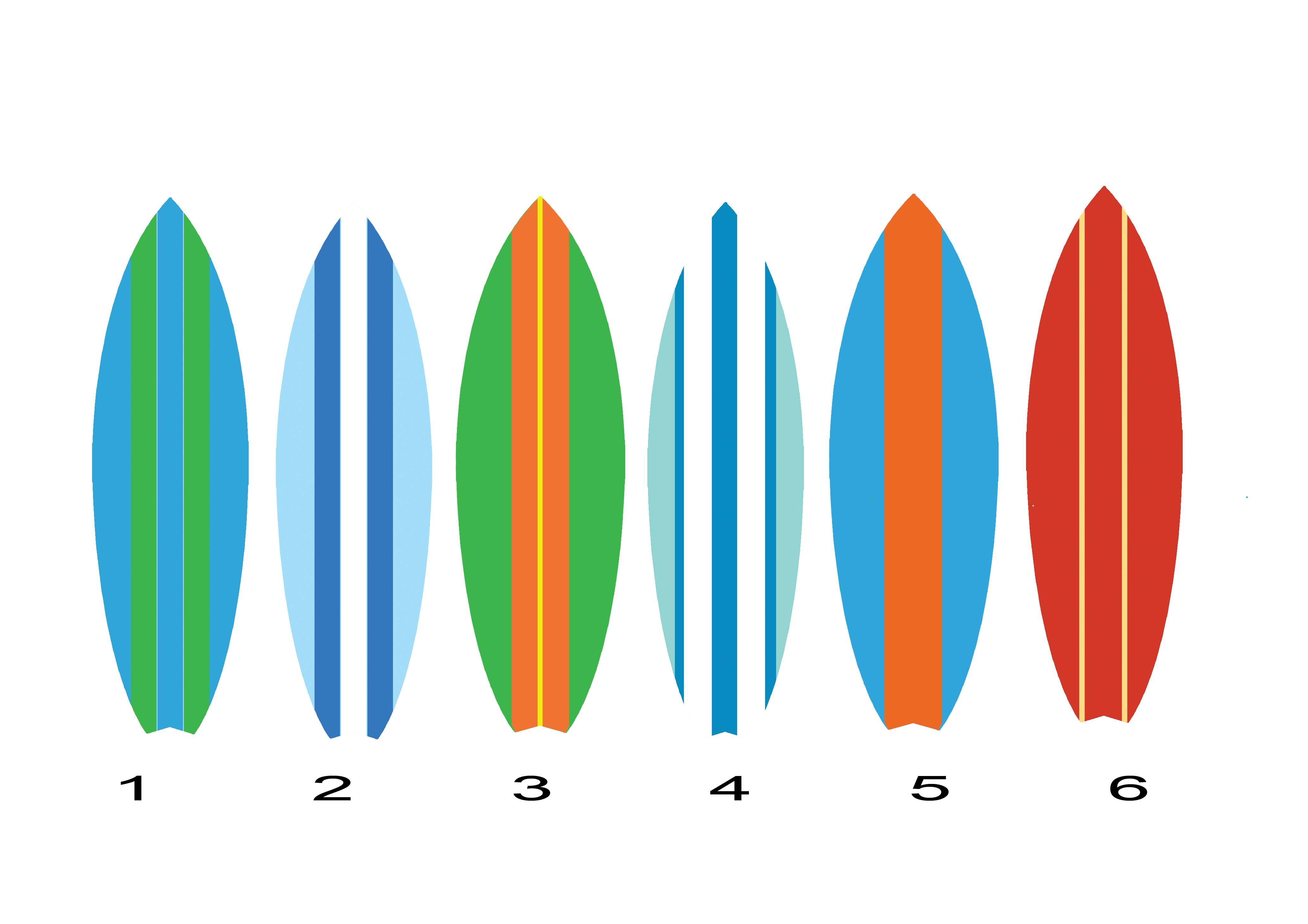 adesivos prancha de surf listradas no elo7 efeito wood 471e15