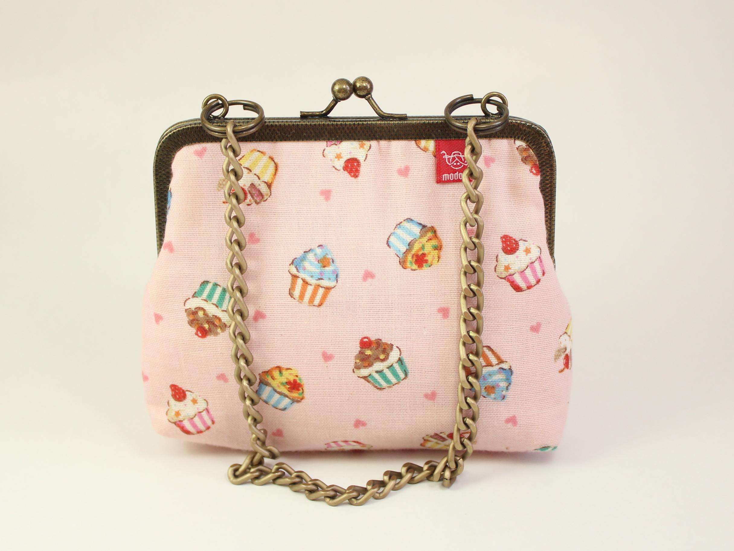Bolsa Infantil - Cupcake no Elo7  f3c1141e716