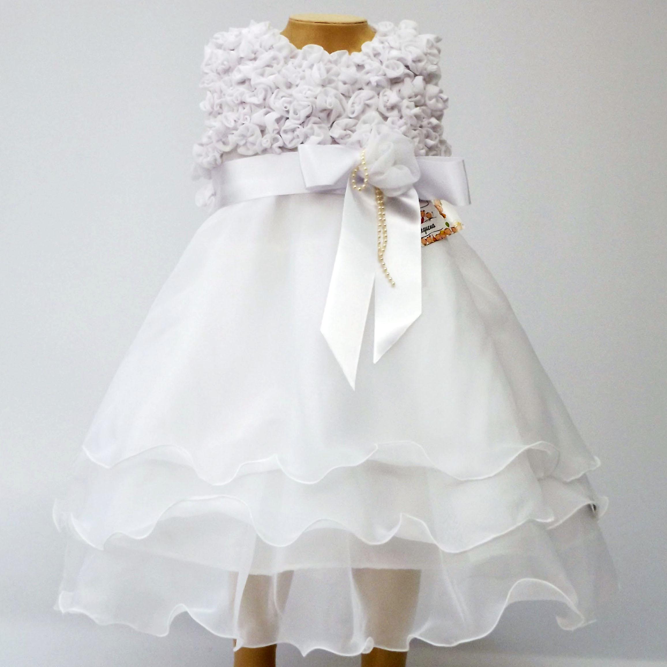 Vestidos para festa branco