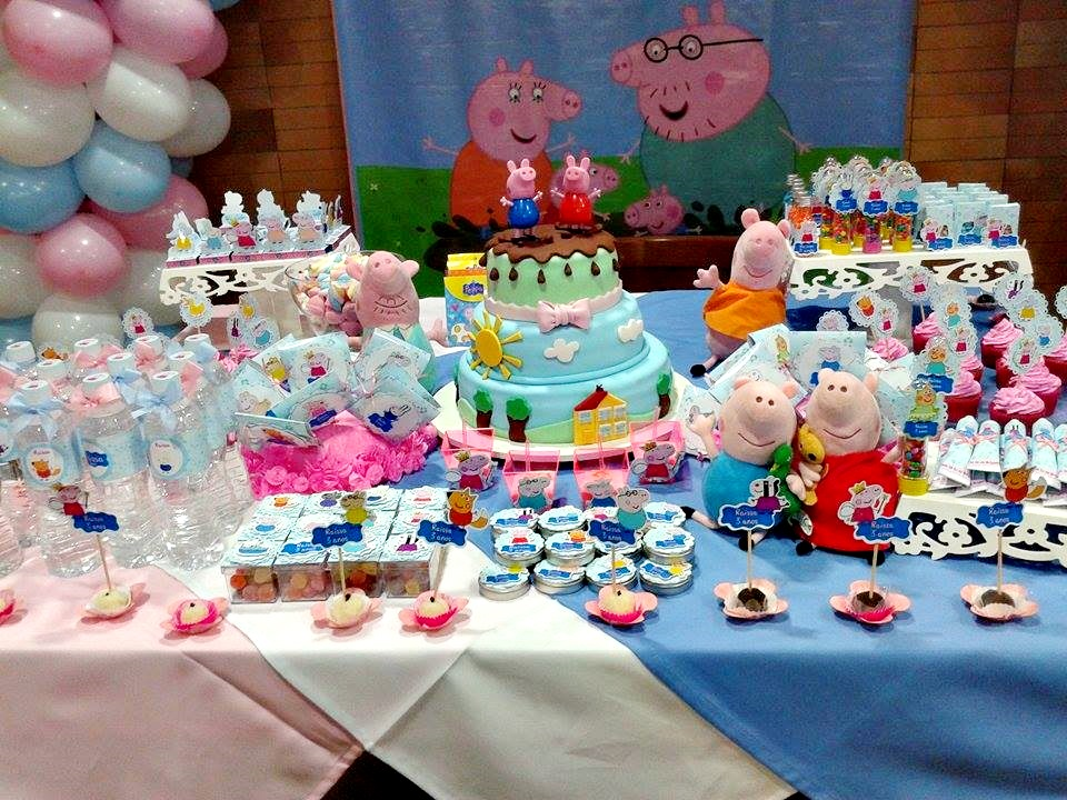 Vela de Aniversário Peppa Pig Regina Festas