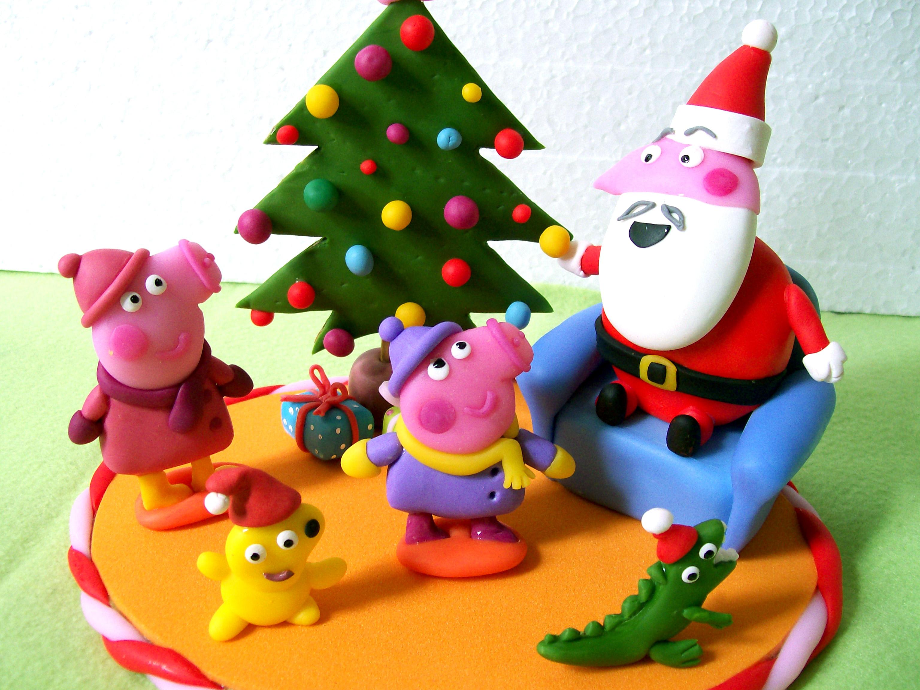 Peppa Pig O Natal da Peppa Português Brasil PePpa Pig Portug