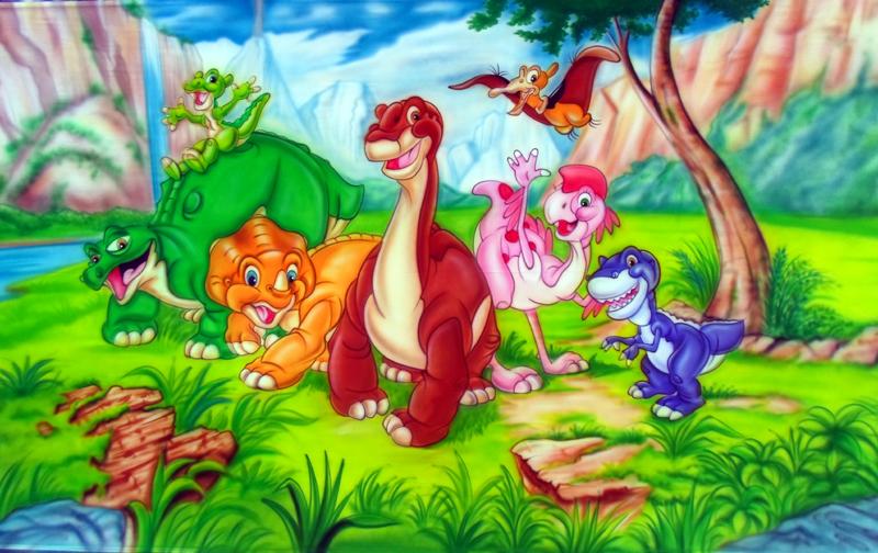Painel Dinossauros No Elo7 Ediart S 48a941
