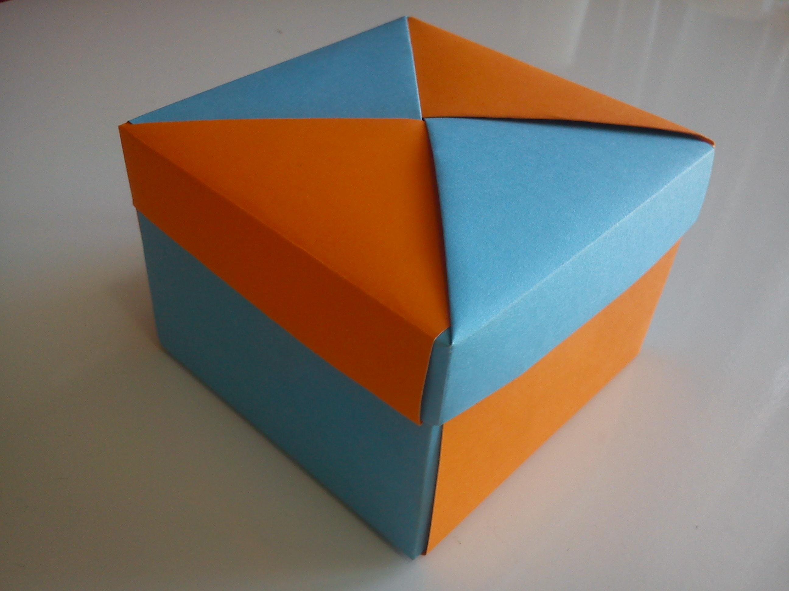 Caixa Caixinha De Origami No Elo7 Origami Da Lua 48c98e