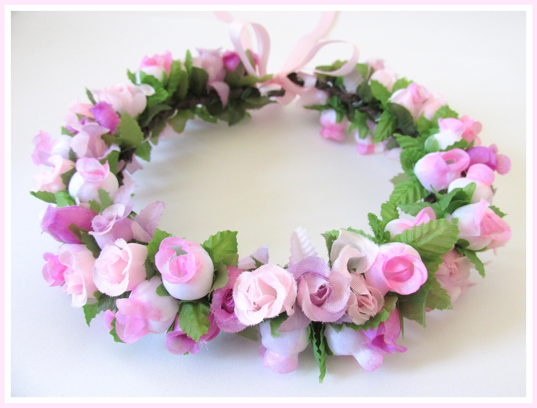 Preferência Tiara/Guirlanda/Coroa de Flores no Elo7 | Lojinha da Tia Paula  IU87