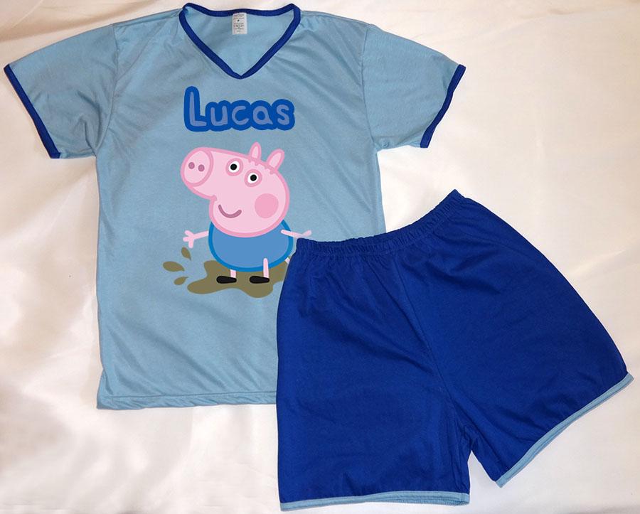 5d155d1d9 Pijama Infantil Personalizado  PROMOÇÃO  no Elo7