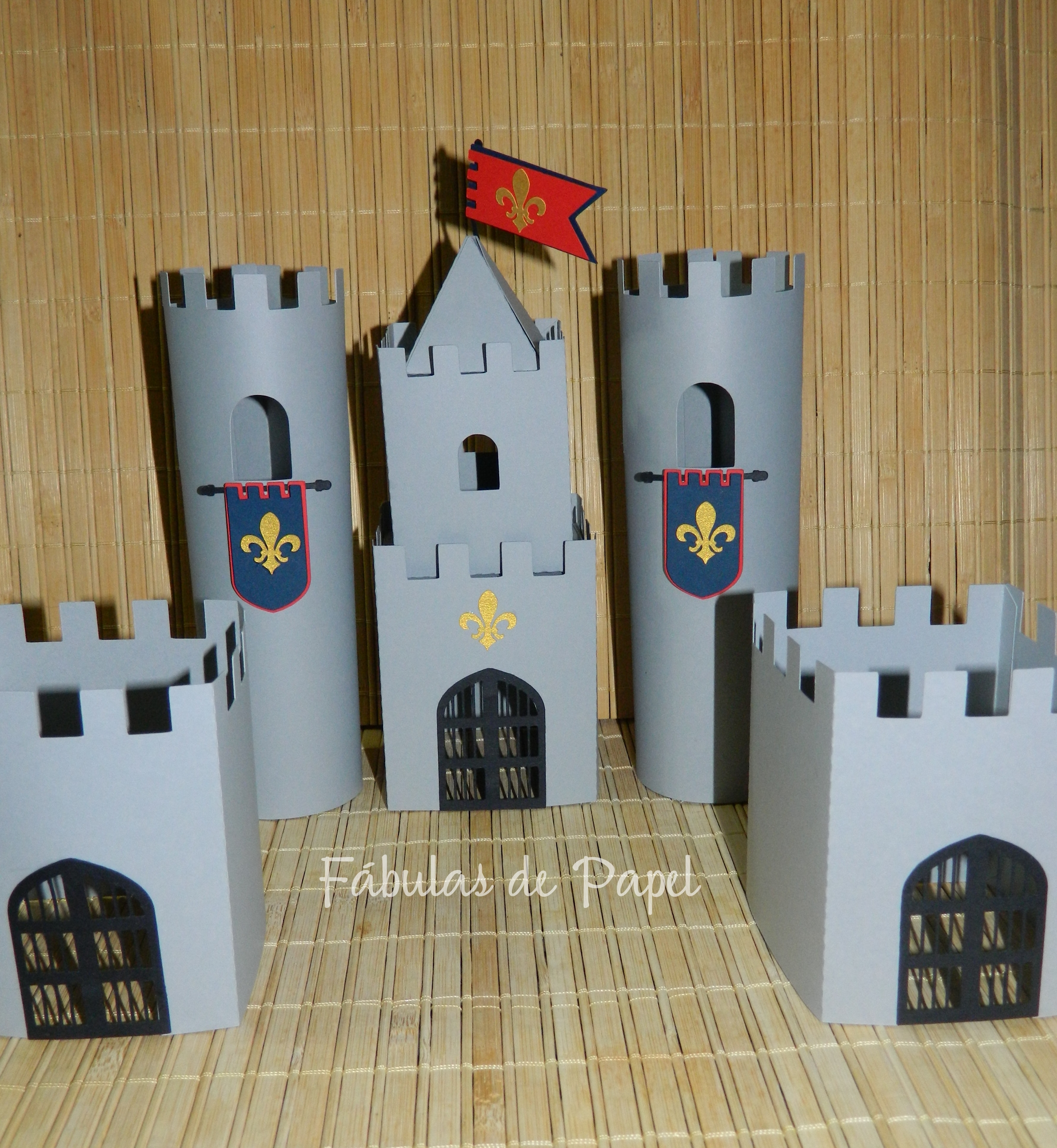 Maquetes De Castelos Medievais Elo7