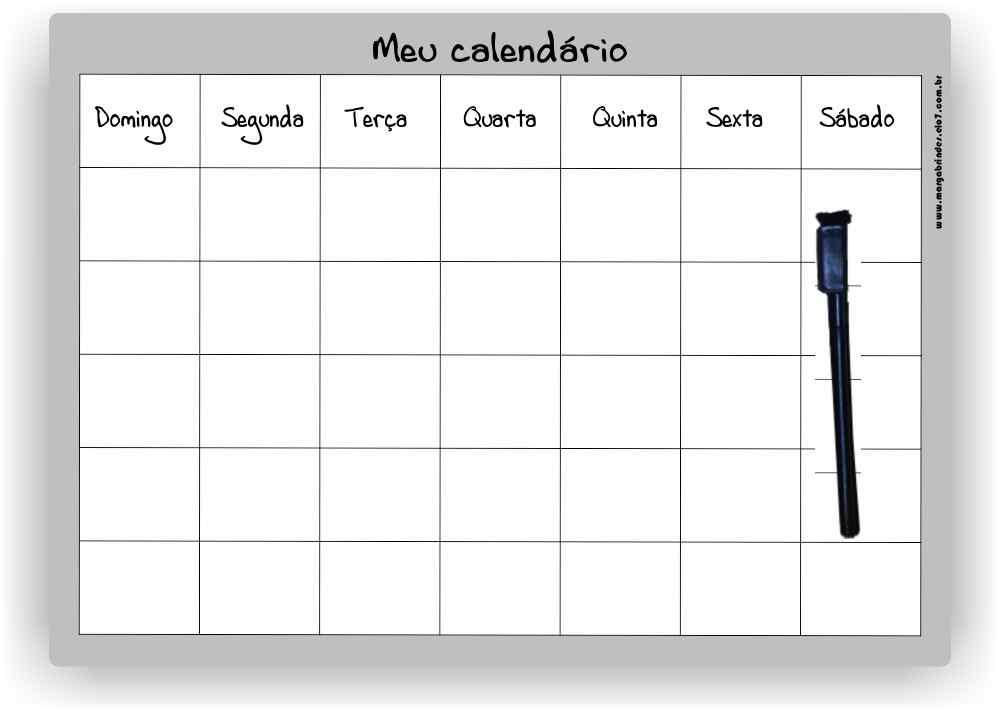 Calend 225 Rio Agenda Quadro Geladeira Portal Das Ideias Elo7