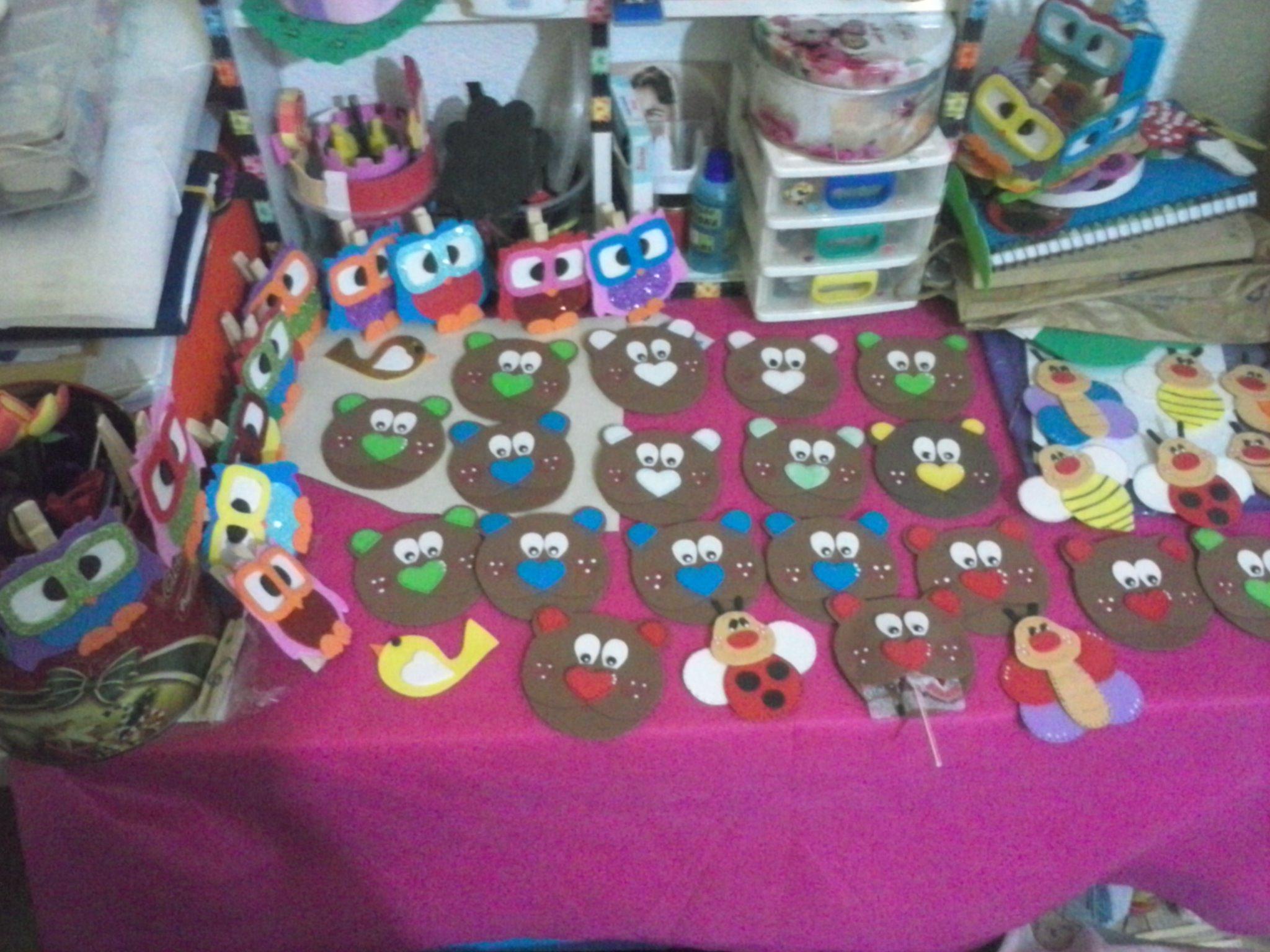 Modelos e moldes de lembrancinhas para a Primavera! - ESPAÇO EDUCAR