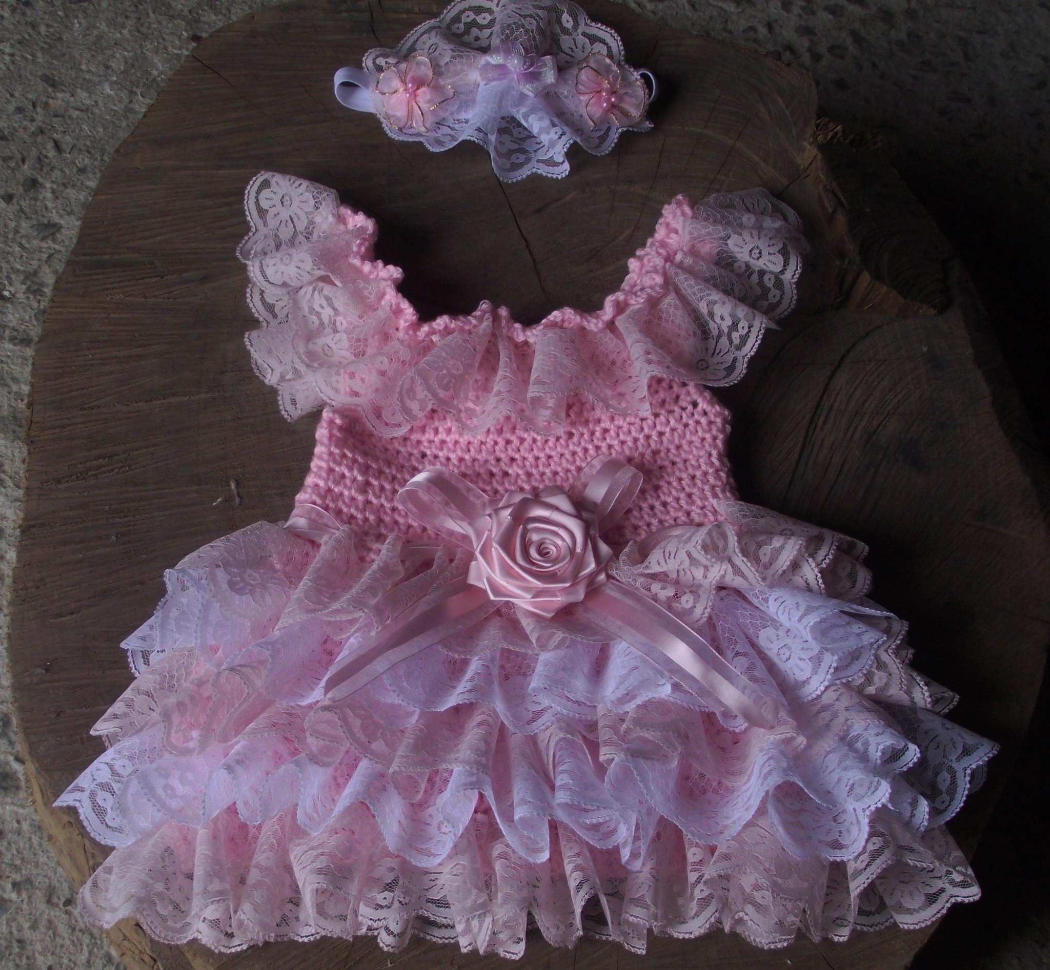 Vestidos de festa para bebe de 9 meses