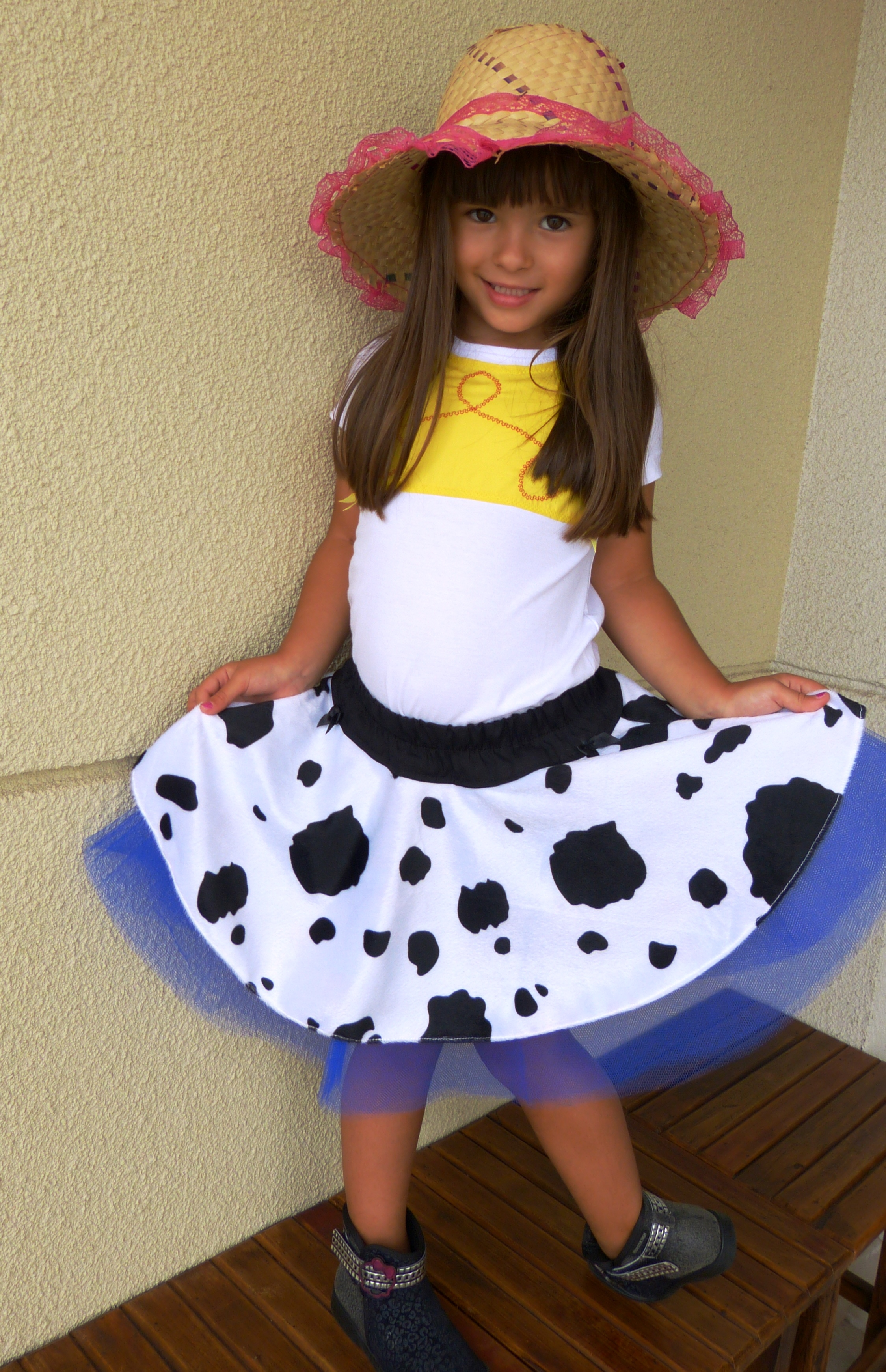 Fantasia Jessie Toy Story no Elo7  2953227a60c