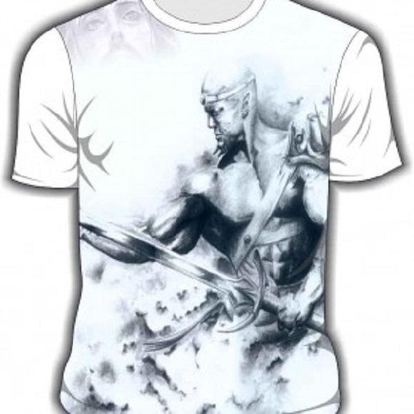 Amado Camiseta Ogum | Elo7 LP74