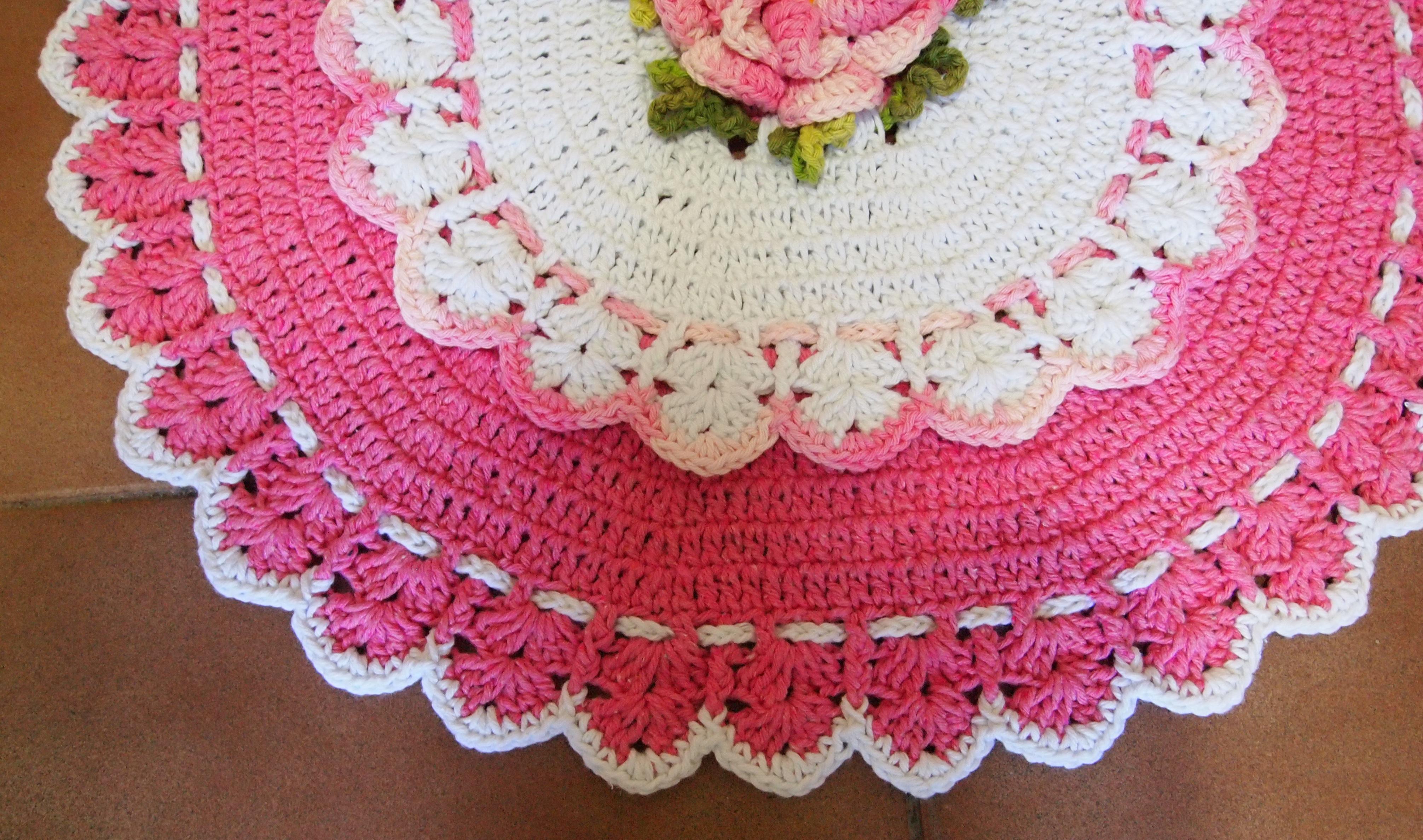 de banheiro rosa e branco babado duplo jogo de banheiro rosa e branco  #A3283D 4023x2377 Banheiro Branco E Rosa