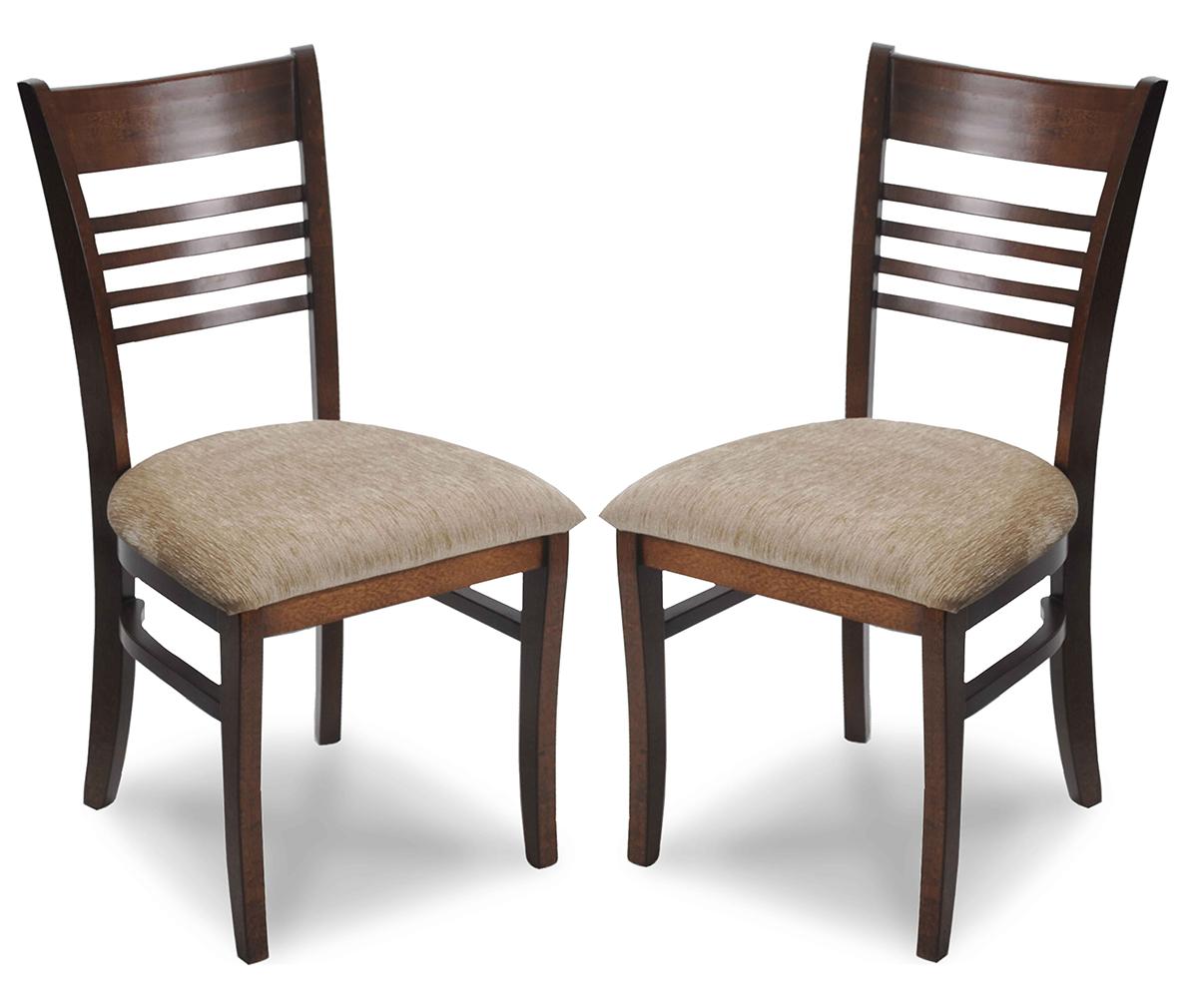 Conjunto 2 Cadeiras Estofadas No Elo7 Wolcomprarshop 4e0764