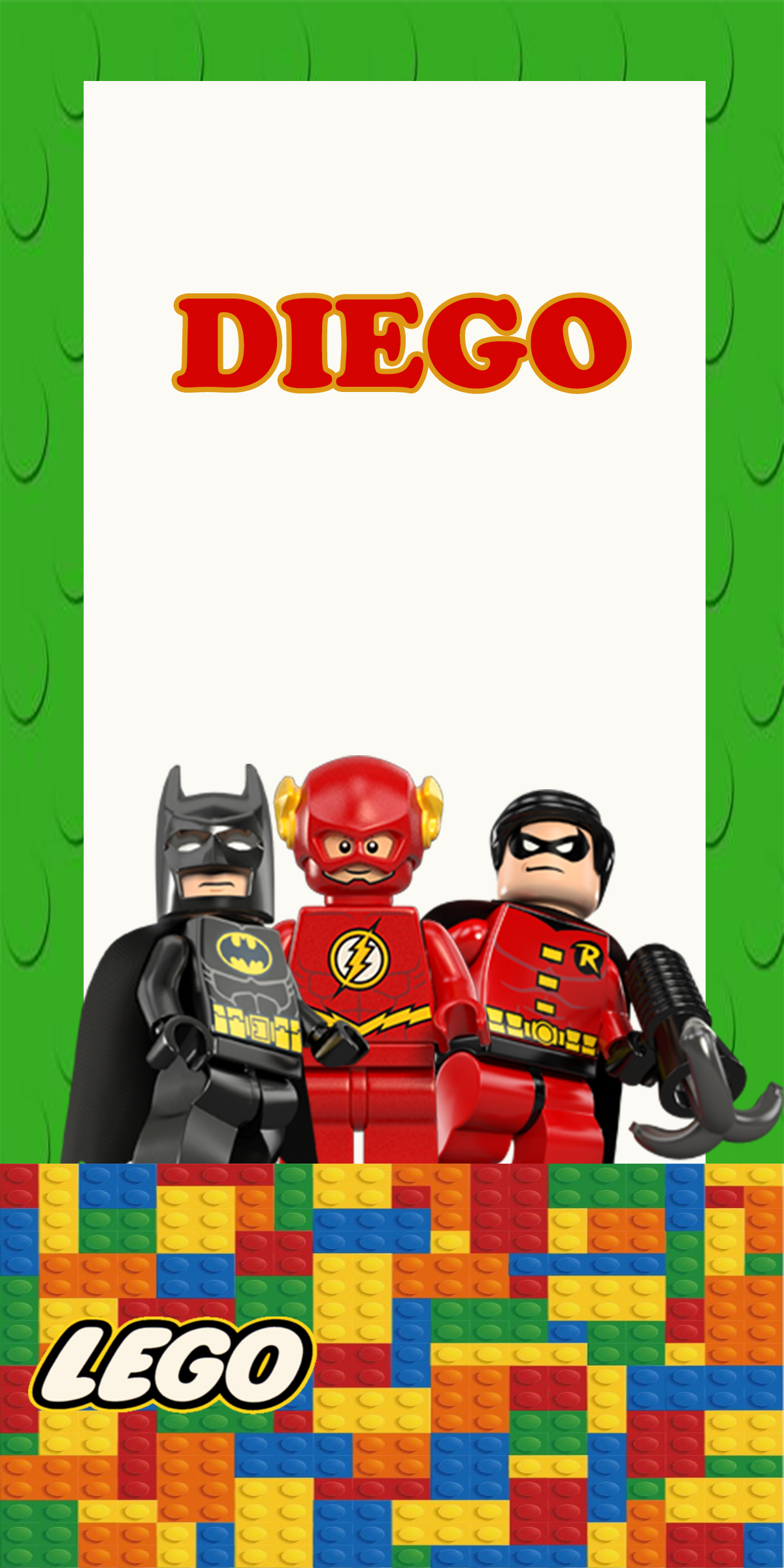 LEGO   ANABELLE ARTE E CRIAÇÕES   Elo7