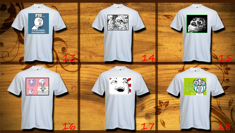CAMISETA TROLL FACE 8a34be00fb5